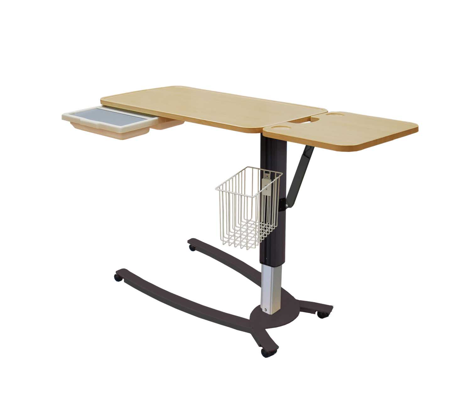 table de lit medical table de lit a roulettes. Black Bedroom Furniture Sets. Home Design Ideas
